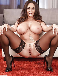 Matures stockings 12